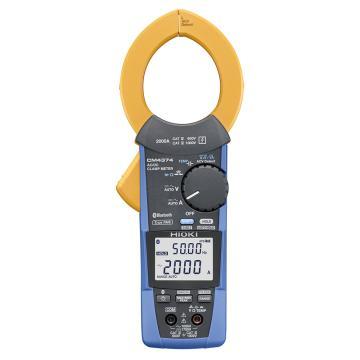日置/HIOKI 钳形表,交直流,真有效,钳口直径55mm,蓝牙传输,CM4374