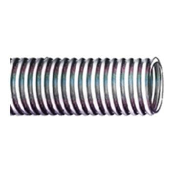 康迪泰克 食品级耐真空透明PVC塑筋管,50.8*61.7mm,30.48米/卷,-26°C~70°C