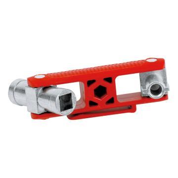 凯尼派克 Knipex 控制柜钥匙,长度97mm,00 11 06 V02