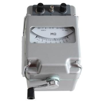 远东/FE ZC-7,5000V/5000MΩ绝缘电阻表