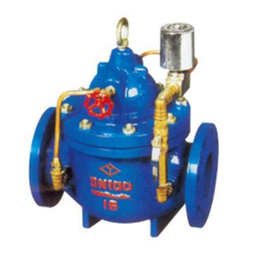 远大阀门 水利电动控制阀(铜配件)600X-16Q,DN50