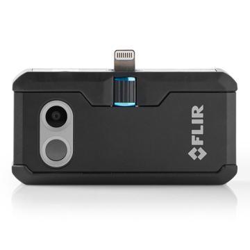菲力尔/FLIR 热像仪,需外接手机-20~400℃ 160*120/8.7HZ 150mK,MSX功能,FLIR ONE PRO(苹果接口)