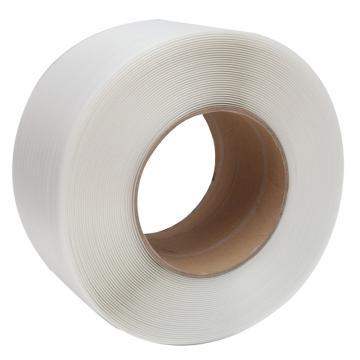 西域推荐   手用PP打包带,白色,全新料,宽*厚:14mm*1mm,10kg/卷