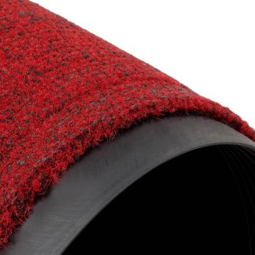 """麗施美 """"Ⅱ代神奇墊""""吸水、吸油、控塵地墊,紅色 0.9*3m,單位:塊"""