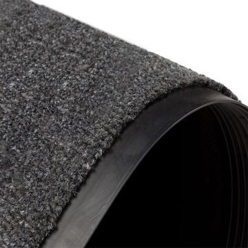 """麗施美 """"Ⅱ代神奇墊""""吸水、吸油、控塵地墊,黑灰 1.5*5m,單位:塊"""