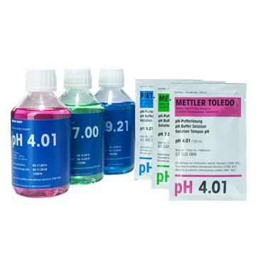 梅特勒 4.01pH缓冲液Technical Buffer,1瓶x250mL ,51350004