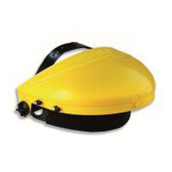 藍鷹 頭盔支架,B2YE,ABS材質 (黃) 旋扭調節 不含面屏