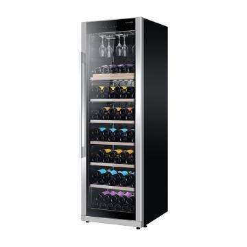 卡萨帝 酒柜,物联网、单温区、 JC-366BPU1 不锈钢