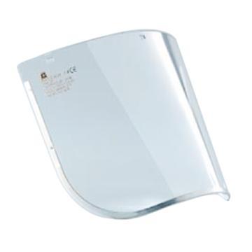藍鷹 防護面屏,K28,1.0mmPC防護面屏附鋁邊 透明 不含支架