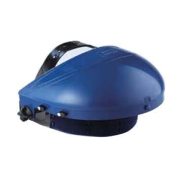蓝鹰 B1BL ABS头盔支架(蓝),旋扭调节,不含面屏