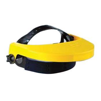 藍鷹 頭盔支架,K4YE,ABS材質 (黃) 簡易調節 不含面屏