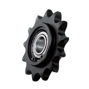 正盟DL 惰轮,碳钢发黑,单轴承,DLC35-16-10,销售单位个