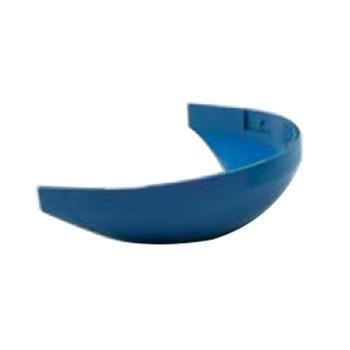 藍鷹 下巴防護蓋,C3BL(藍),配合B2系列頭盔FC83面屏使用