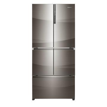 卡萨帝 F+形门冰箱,BCD-520WICHU1帛拉帝【钛金】