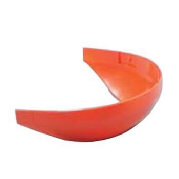 藍鷹 下巴防護蓋,C3OR(橘),配合B2系列頭盔FC83面屏使用