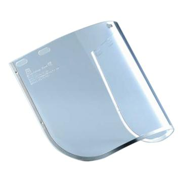 蓝鹰FC48AF 1.0mmCA防护面屏附铝边(防雾),透明,不含支架