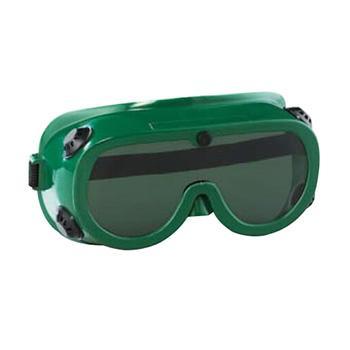 蓝鹰 护目镜, NP1065,PC 1.0mm 深绿 遮光号5 防尘防冲击防紫外线(不防雾) 间接透气