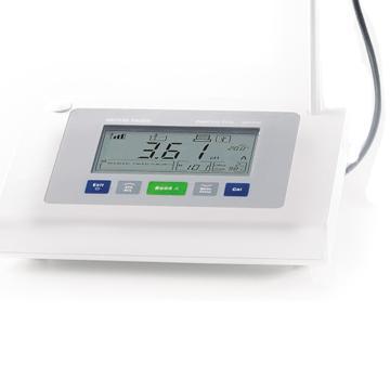 METTLER 新FiveEasy Plus臺式pH計 FE28-Standard,30254104