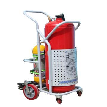 海安特 推车式细水雾,30MPa碳纤维气瓶
