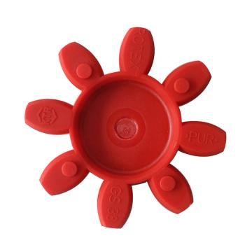 开天KTR ROTEX-GS弹性体,ROTEX-GS28-98SHA,红色
