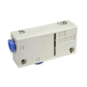 SMC 真空发生器,盒型,最高真空压力88kPa,ZH10BS-06-06
