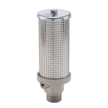 SMC 消声器,VCHN3-10