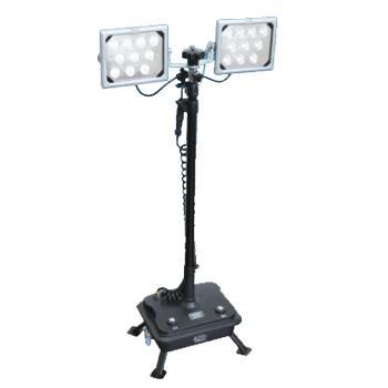 华荣 WAROM 充电型照明装置 GAD515-IV 双灯头 2X48W 1个灯头聚光 1个灯头泛光,单位:个