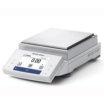 精密天平,梅特勒,XS6002SDR,称量范围:1200 /6100g,精度:0.01/0.1g