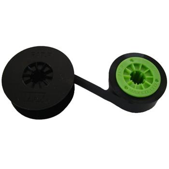 美库司MAX 色带,黑色 5卷/盒 50米/卷,适用MAX线号机 单位:卷
