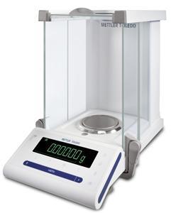 天平,梅特勒,新经典系列,称量范围:120g,精度:0.01mg