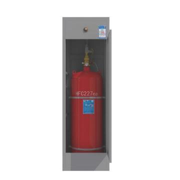剑安 七氟丙烷灭火装置,90L(不含药剂;最大药剂充量100.8公斤)