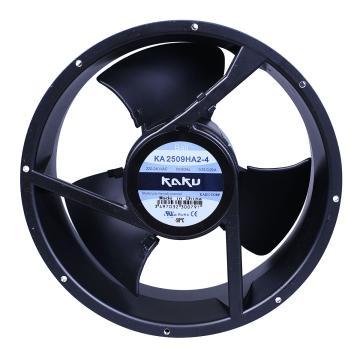 卡固 散热风扇 KA2509HA2-4(插片式),滚珠型,220-240V