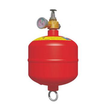 剑安 JA悬挂式七氟丙烷灭火器,电磁式,20kg(不含药剂;最大药剂充量22.4公斤)