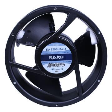 卡固 散热风扇 KA2208HA2-4(插片式),滚珠型,220-240V