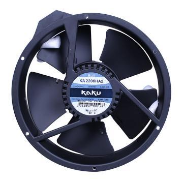 卡固 散热风扇 KA2206HA2(插片式),滚珠型,220-240V