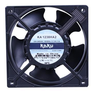 卡固 散热风扇,KA1238HA2(插片式),滚珠型,220-240V