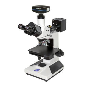 VHM3201正置金相显微镜含相机VTS500(带测量) ,20倍目镜