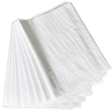 西域推荐 白色塑料编织袋,加厚款,尺寸(cm):55*95,100个/包