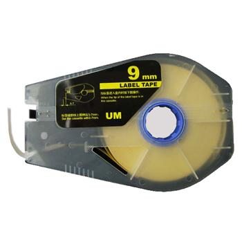 佳能 贴纸, 黄色9mm长30m,适用佳能线号机 单位:卷