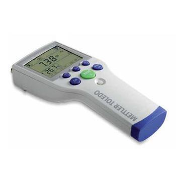 梅特勒 SevenGo Duo便携式pH/电导率多参数测试仪 SG23-ELK-CN,12112080