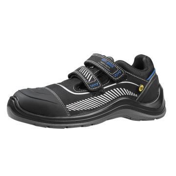 Safety Jogger Forza S1P防砸防穿刺防静电非金属夏季安全鞋,38
