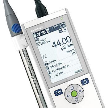 梅特勒 Seven2Go Pro便携式电导率仪 S7-Field Kit,30232184