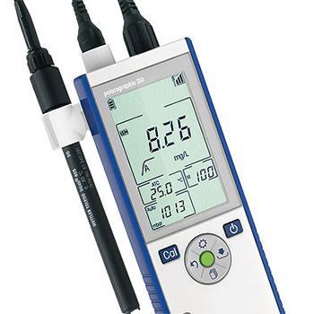 梅特勒 Seven2Go便携式溶氧仪 S4-Field Kit,30232181