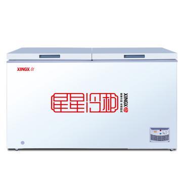 星星 480L商用家用冷冻冷藏转换单温冷柜,BD/BC-480E