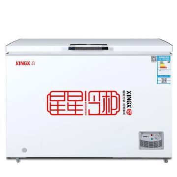 星星 355L商用家用冷冻冷藏转换单温冷柜,BD/BC-355E