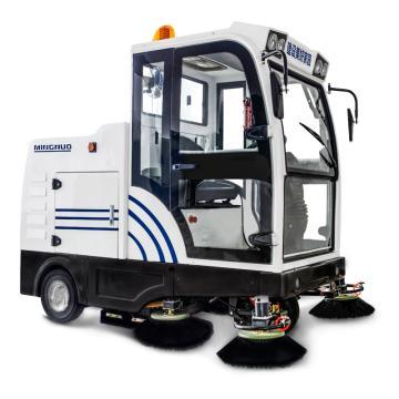 明诺全封闭电动驾驶式扫地机,MN-E800LD-M(铅酸免维护电池)