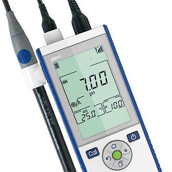 梅特勒 Seven2Go便携式pH计 S2-Food Kit,30232173