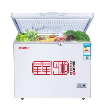星星 219L商用家用冷藏冷冻转换单温冷柜,BD/BC-219E,顶开门
