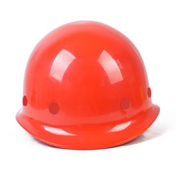 短帽檐安全帽  红色 帽子固定点颜色与帽体颜色一致(正面印制logo中国中铁,两个侧面中铁成投,白色正楷字体)