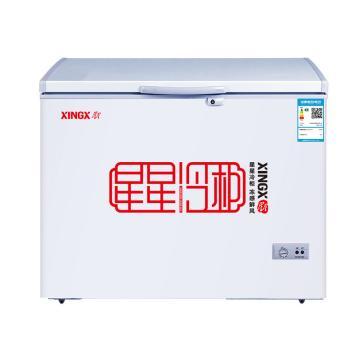 星星 210L商用家用卧式冷冻冷藏转换单温冷柜,BD/BC-210E